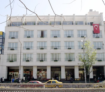 BEYAZ SARAY HOTEL (EX BARCELO SARAY )