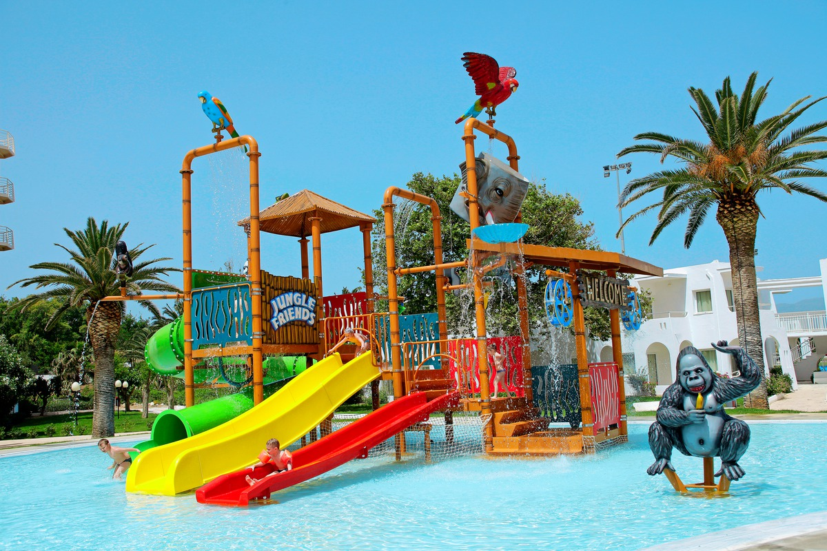LOUIS CRETA PRINCESS AQUAPARK AND SPA