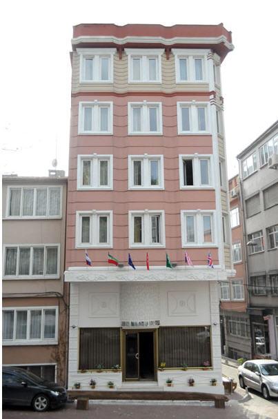 Kaya madrid hotel 90 for Kaya madrid hotel istanbul