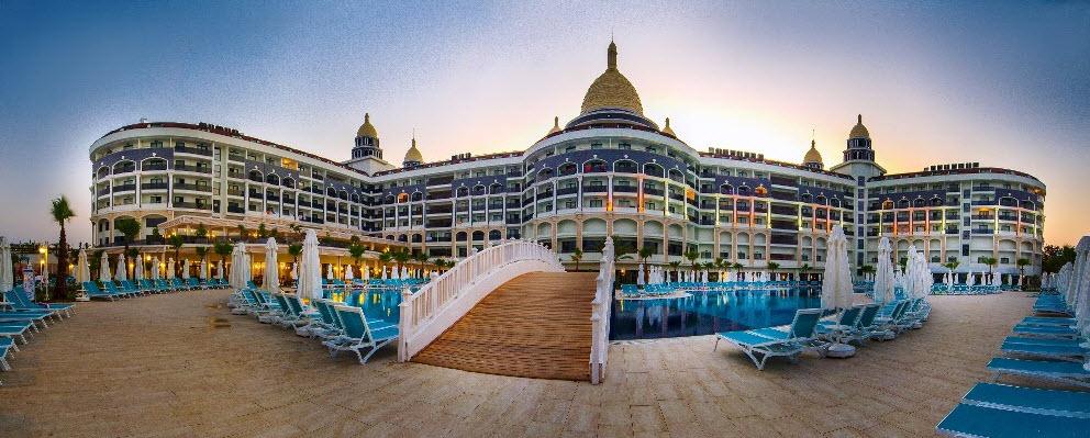 Hotel Diamond Premium Manavgat