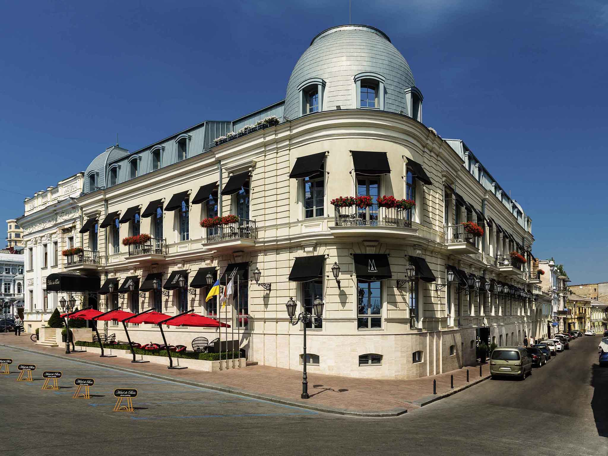 De Paris Mgallery By Sofitel