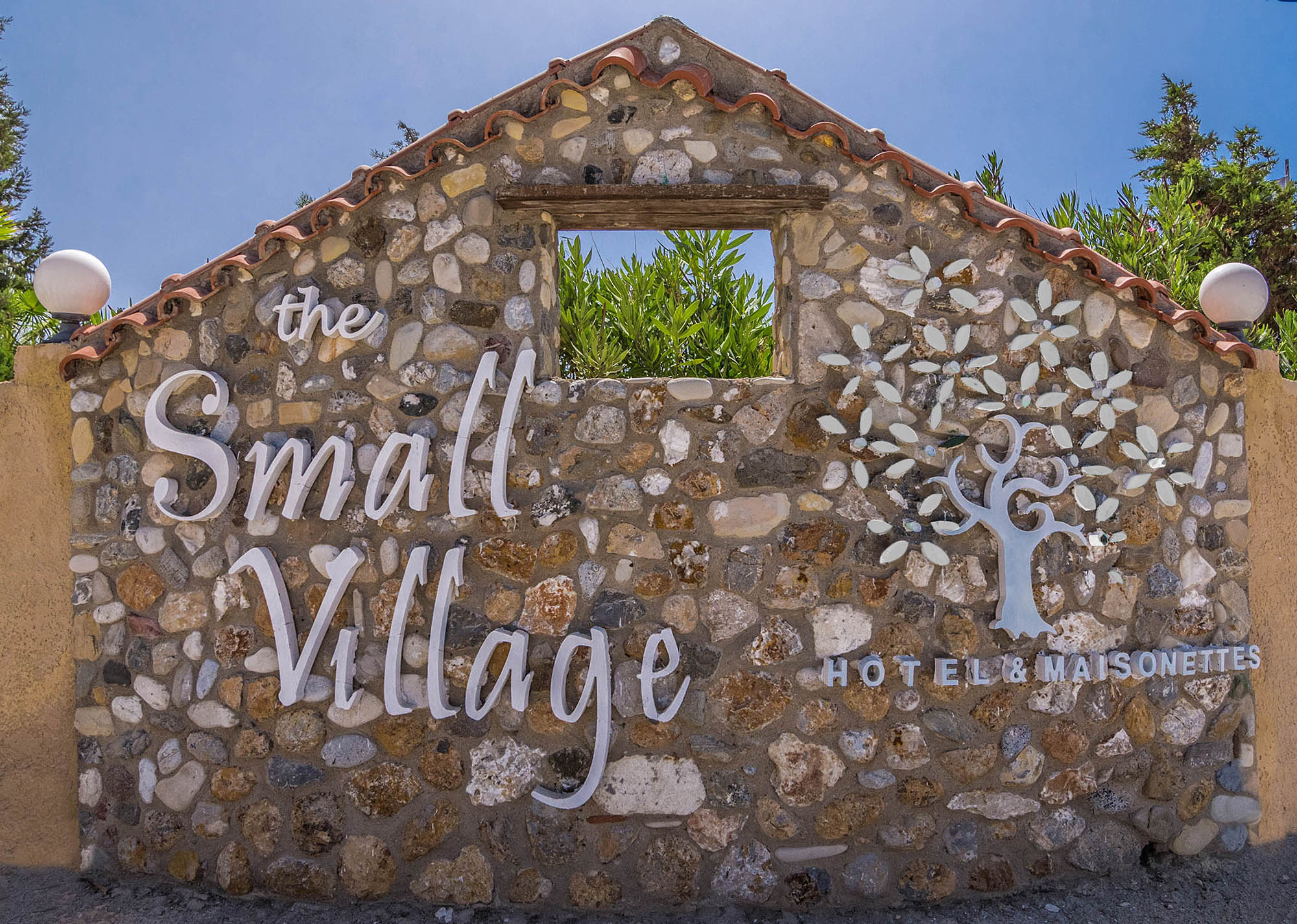 THE SMALL VILLAGE HOTEL